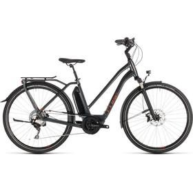 Cube Town Sport Hybrid EXC 500 - Vélo de ville électrique - Trapez gris